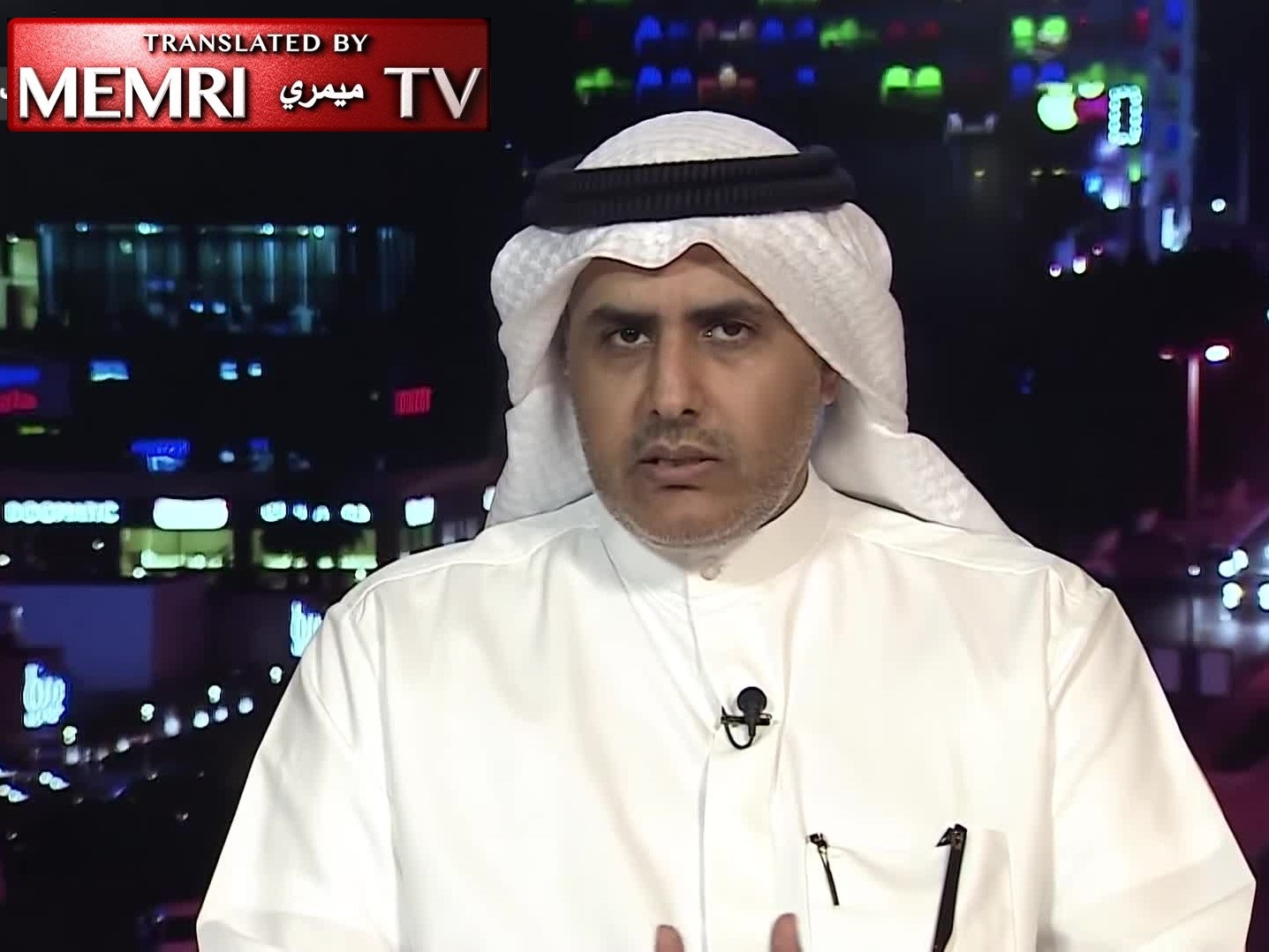 Kuwaiti Professor Dr. Faisal Abu Sulaib: The Gulf States Are in Shock and Terrified following Attack on Aramco; KSA Cannot Provide Security to GCC States